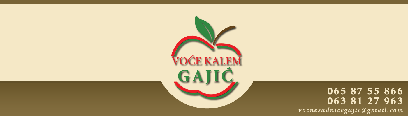 Voćne Sadnice Rasadnik Gajić